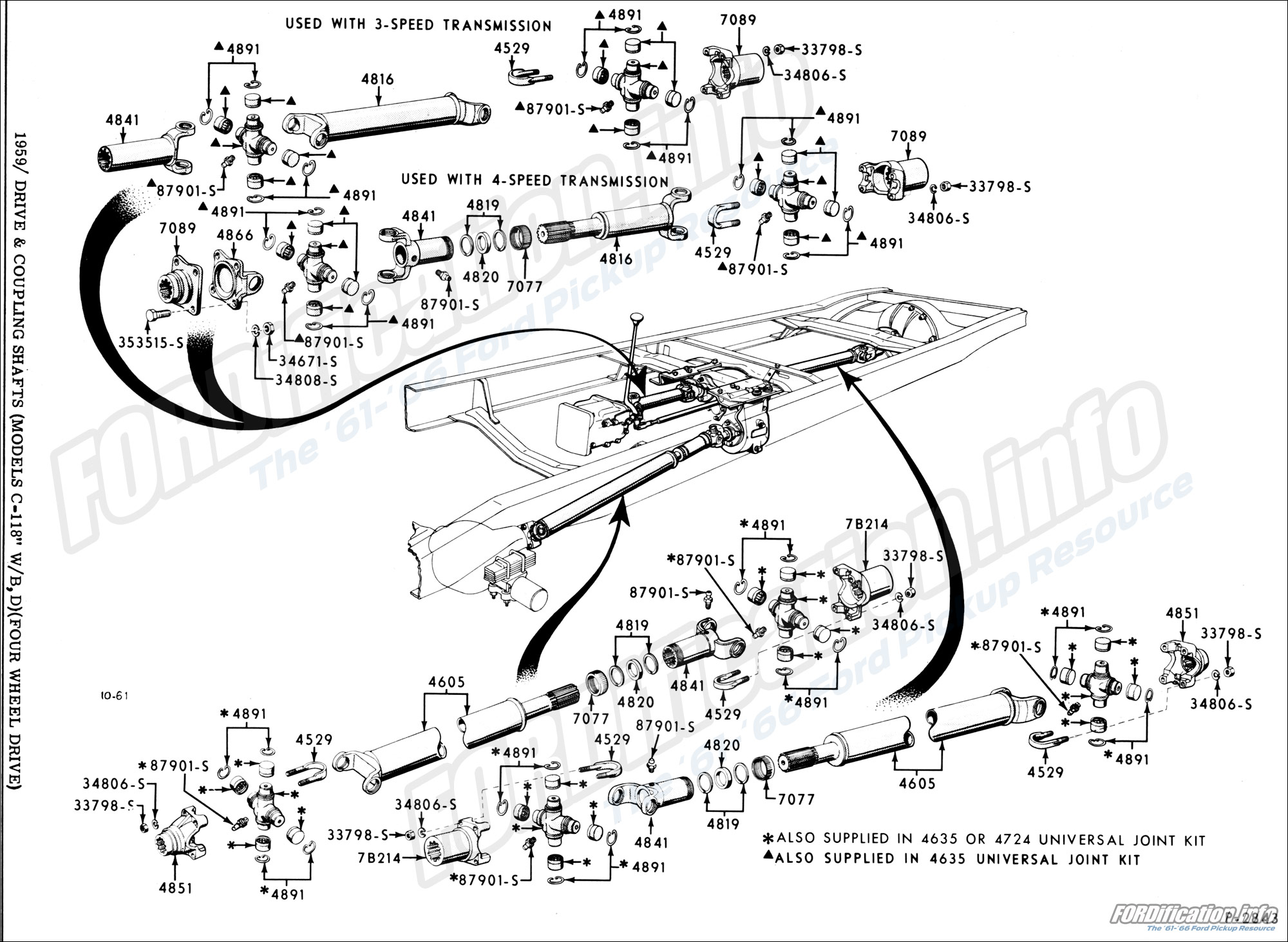 Front Rear Axle Amp Suspension Schematics