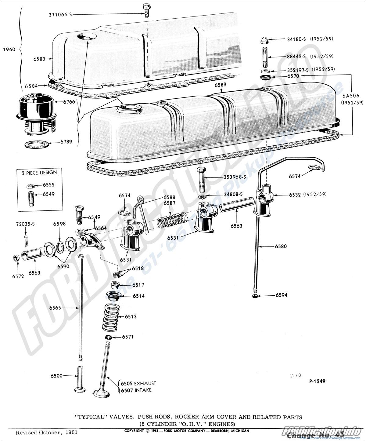 6 Cylinder Engine Schematics
