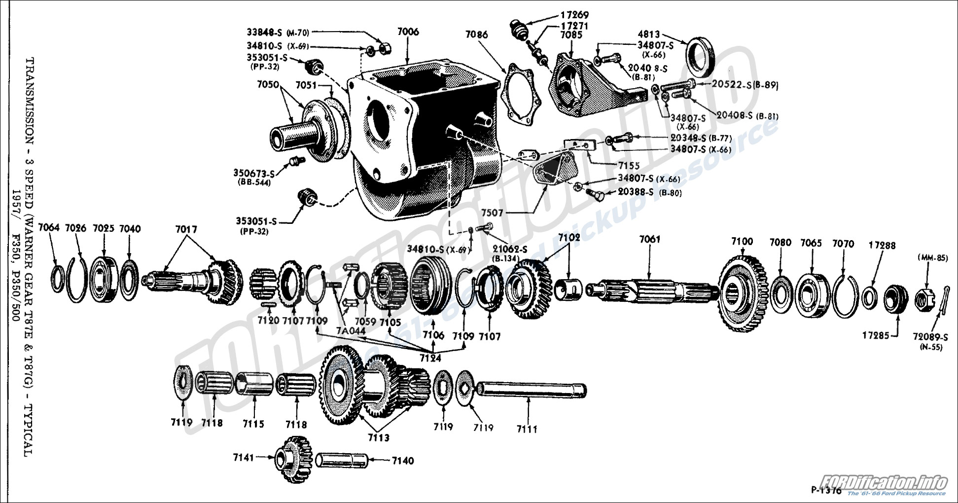 Drivetrain Schematics