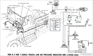 1966 Ford Truck Wiring Diagrams  FORDificationinfo  The