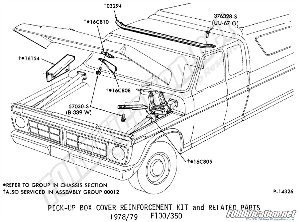 Ford Body Parts