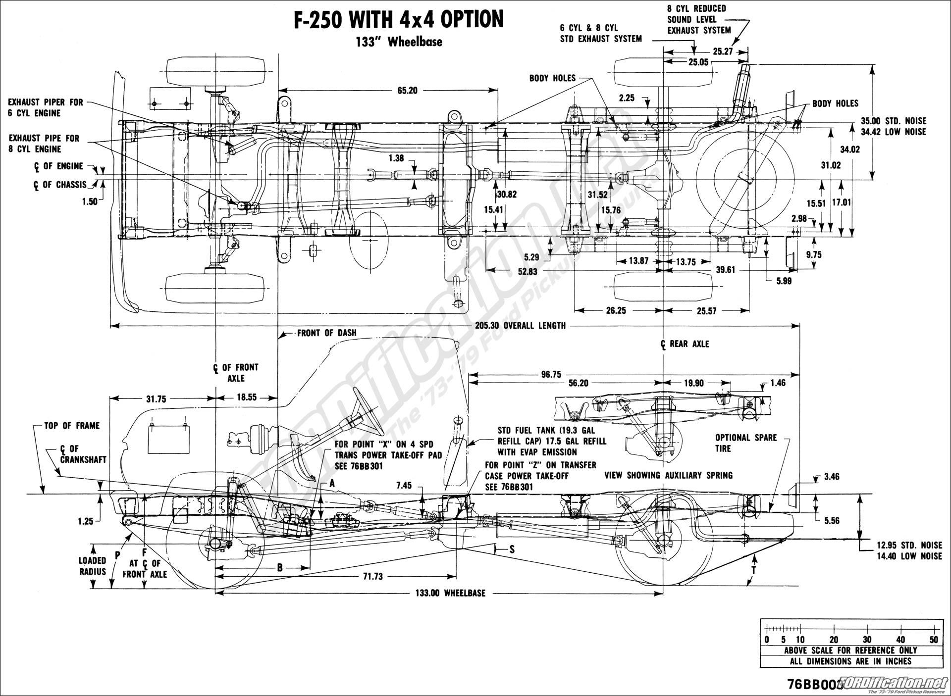 76 F350 4x4 Conversion