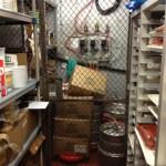 Liquor Security Cage