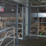 Guarding for Industrial Mezzanine Systems
