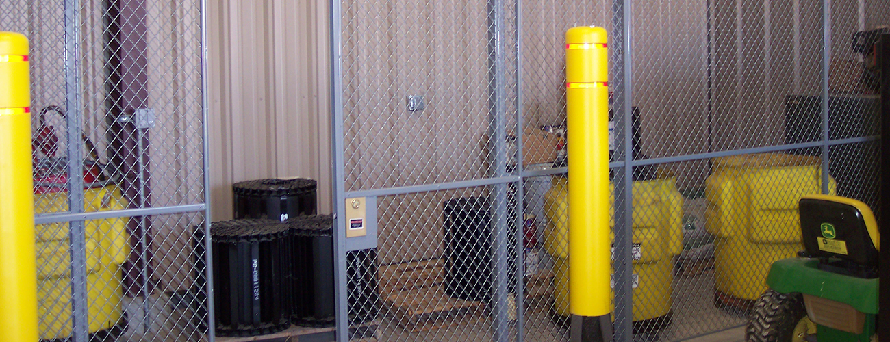 FordLogan Wire Security Cage