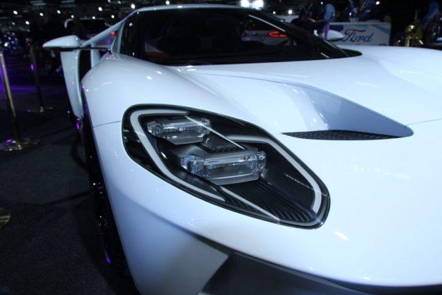 Stockholmsmässan Lifestyle Motor show 2017 Ford GT