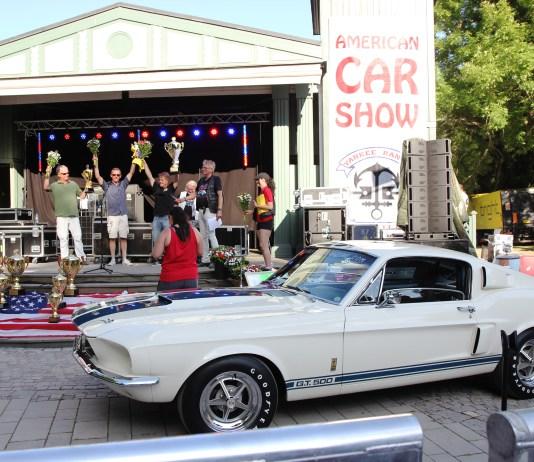 American Car Show 2017, FordMustangMagasine