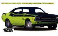 T/A stripe, -70 Challenger
