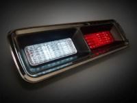 LED baklysen, -67-68 Chevrolet Camaro std m. backlyse