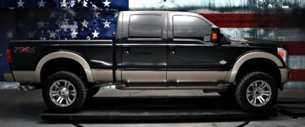 King Ranch Door Emblem Set 2011 2012 - FordPartsOne