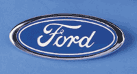 F250 F350 F450 F550 Blue Oval Tailgate Emblem 2008 2009 2010 2011 2012 2013 2014 2015 2016 - FordPartsOne