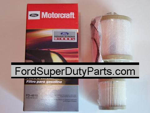 Filter Kit 6.0 Power Stroke Diesel F Series - FordPartsOne