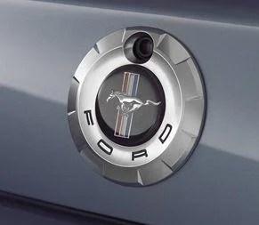 Ford Mustang Pony Rear Emblem - FordPartsOne