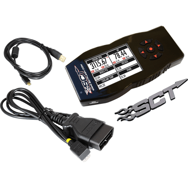 SCT 7015 X4 Power Flash Tuner Programmer for Ford - FordPartsOne