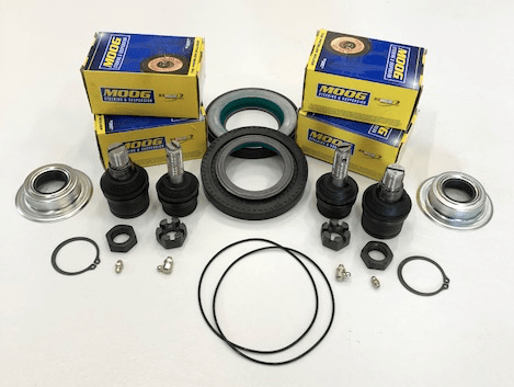 Super Duty F250 F350 4x4 Complete Ball Joint Kit 2005 2010 - FordPartsOne