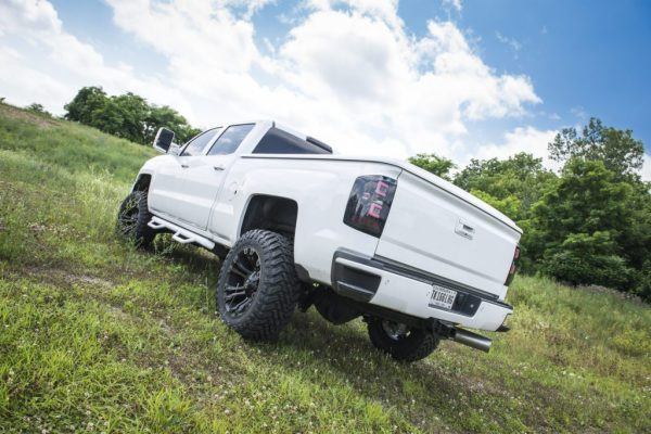 "Zone Offroad 2011-18 Chevy 2500HD 3"" Adventure Series Lift System - FordPartsOne"