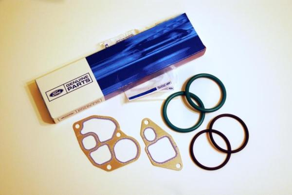 Oil Cooler Gasket and O Ring Kit - FordPartsOne