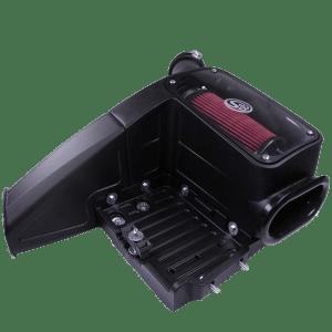 98 03 F250 F350 F450 F550 V8 7.3L Powerstroke S B Cold Air Intake Kit - FordPartsOne