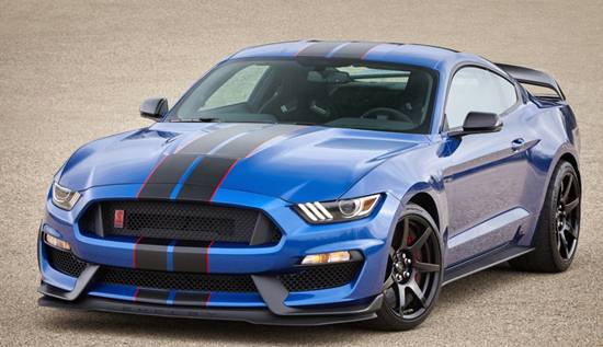 2018 Ford Mustang GT500 Super Snake Ford