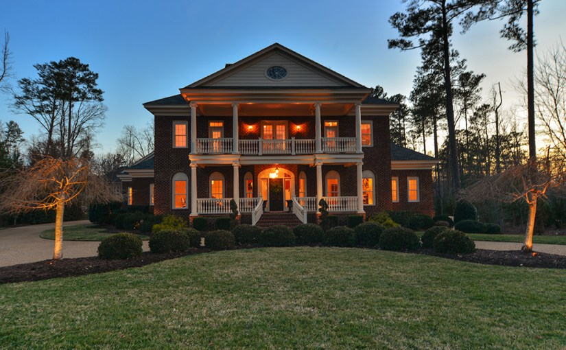 A Ford's Colony Masterpiece Just Listed at 105 Hurlston