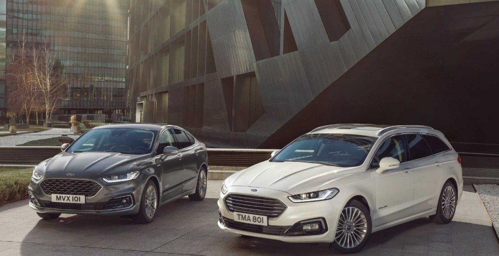 2021 Ford Mondeo Exterior