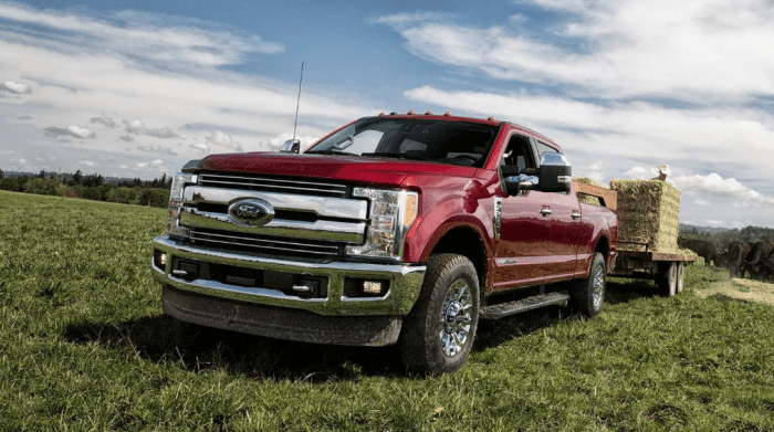 2022 Ford F250 Exterior