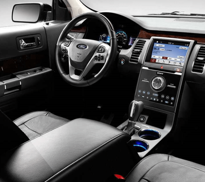 2022 Ford Flex Interior