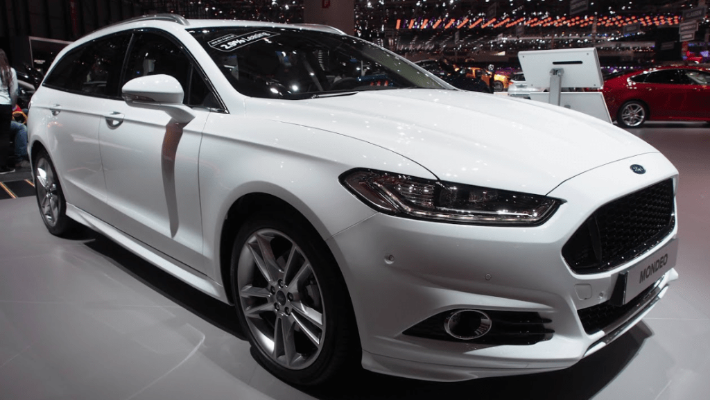 2022 Ford Mondeo Exterior