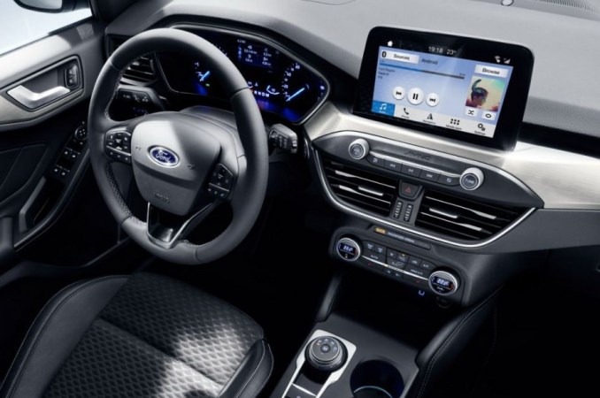 2022 Ford Focus Interior