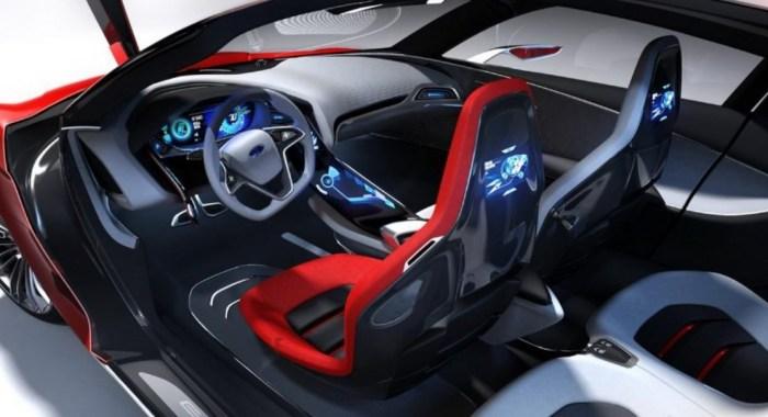 2022 Ford Thunderbird Interior