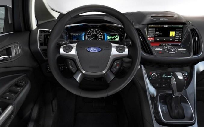 2022 Ford C-Max Interior