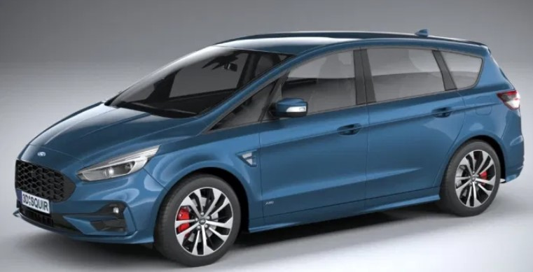 Ford S-Max 2022 Exterior