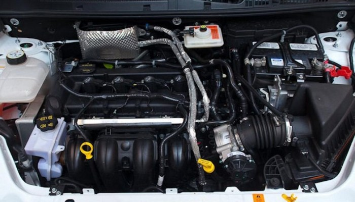 2022 Ford E-Transit Engine