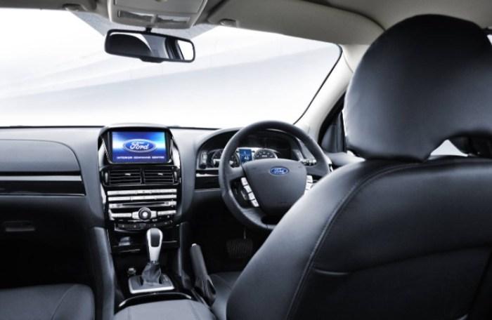 2022 Ford Falcon Interior