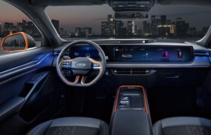 2022 Ford Mondeo Interior