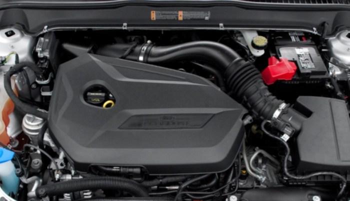2023 Ford Fusion Wagon Engine