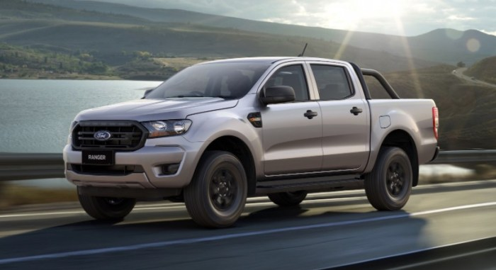 2023 Ford Ranger Wildtrak Exterior