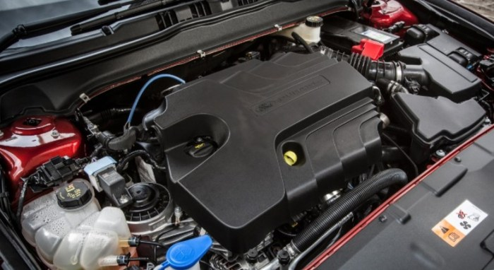 Ford Mondeo 2022 Engine