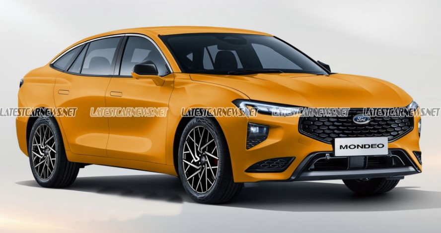 Ford Mondeo 2022 Exterior