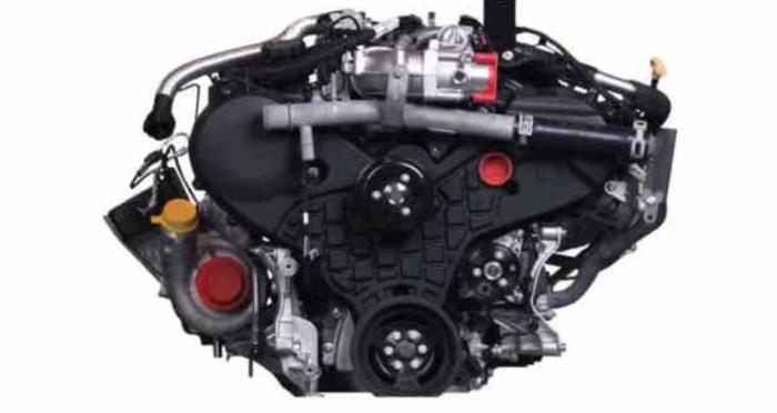 Ford Ranger Raptor 2023 Engine