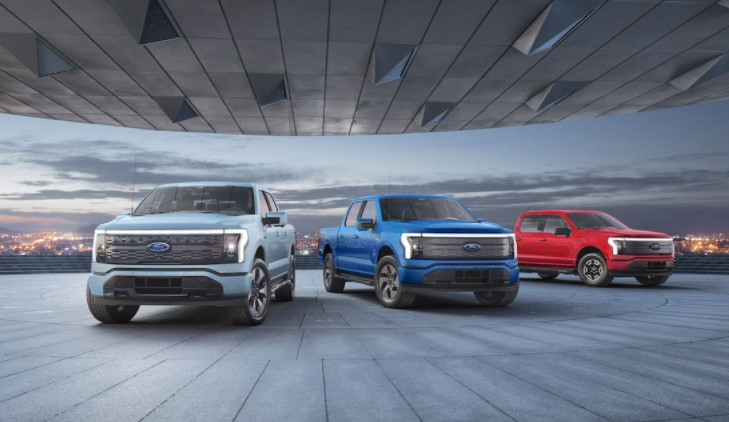 2023 Ford F-150 Electric Exterior