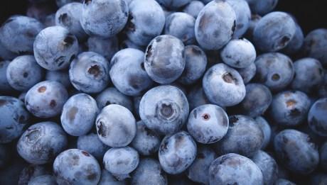 Blueberries, leafy greens update