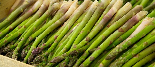 Asparagus prices are on the rise but should improve soon.