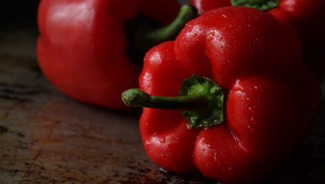 Bell Peppers - stronger harvest in Florida