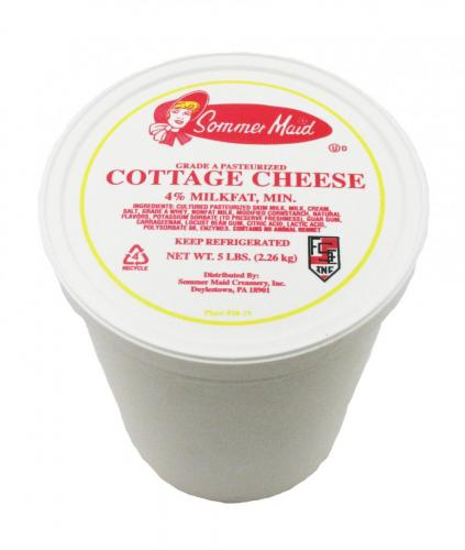 Dairy, Cottage Cheese