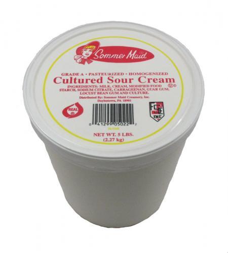 Dairy, Sour Cream