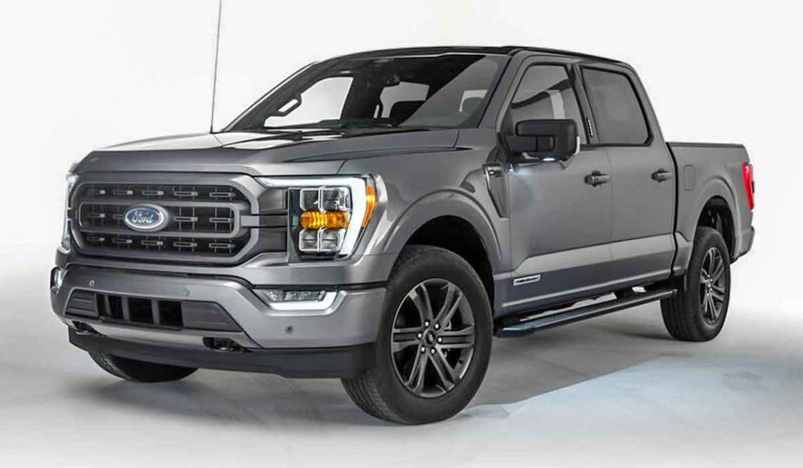 2022 Ford F150 But the pumped-up Ford F-150 has been stalked sporting a V6 before, although that doesn't really dismiss the idea of a V8. This latest