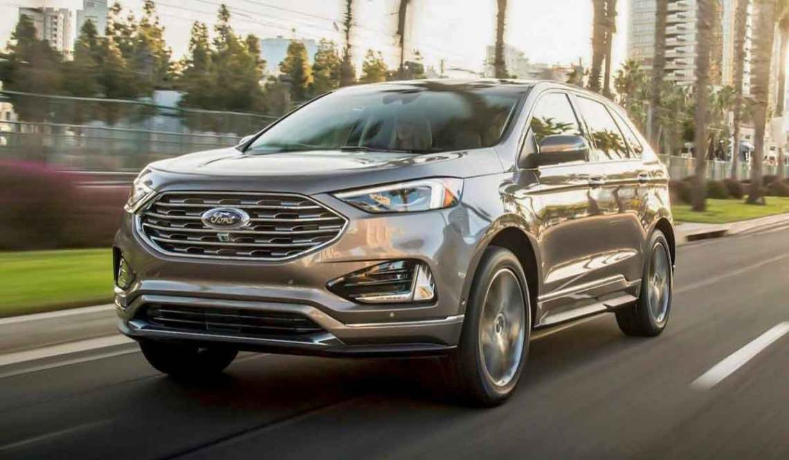 2023 Ford Edge through high-resolution 2021 Ford Edge photos and see exterior, interior, engine and cargo