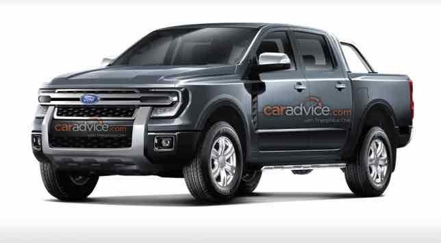 2023 Ford Ranger, new ford ranger 2023, 2023 ford ranger raptor,
