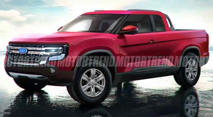 The ford courier 2022 is an upcoming small pickup truck that will mark the return of the Courier name after the model was discontinued